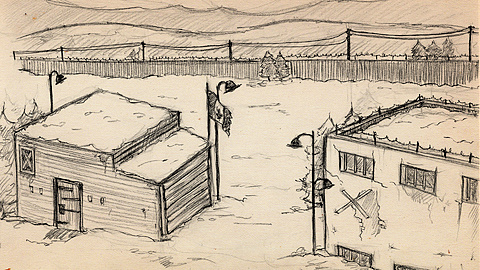 Canadian's gulag!: A communist world wouldn't be complete without some kind of gulag. We wouldn't live there, would you?