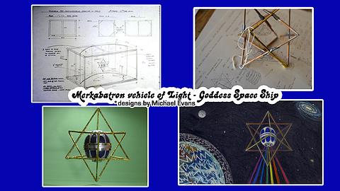 Merkabatron: Goddess' Space Ship
