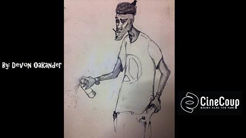 The hoodrat: Cred: Devon Oakander