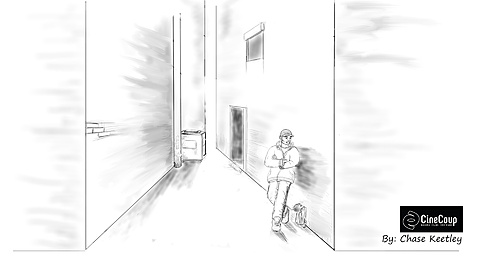 Set Idea/Storyboard: Cred: Chase Keetley