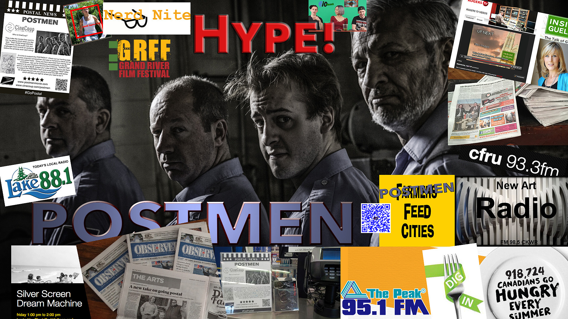 CineCoup - Postmen Mission 7: Hype
